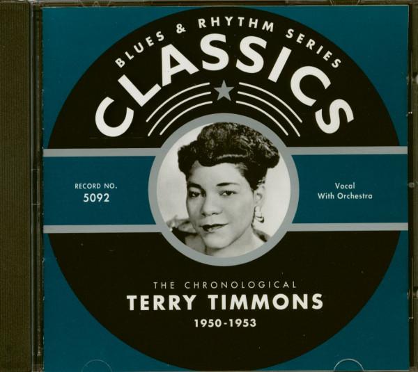 The Chronological 1950-1953 (CD)