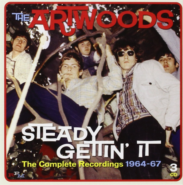 Steady Gettin' It: Complete Recordings 1964 - 1967 (3-CD)