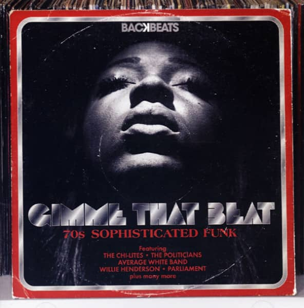 Gimme That Beat - 70's Sophisticated Funk