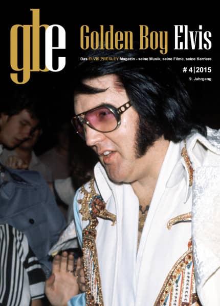 Golden Boy Elvis - Fachmagazin 4-2015