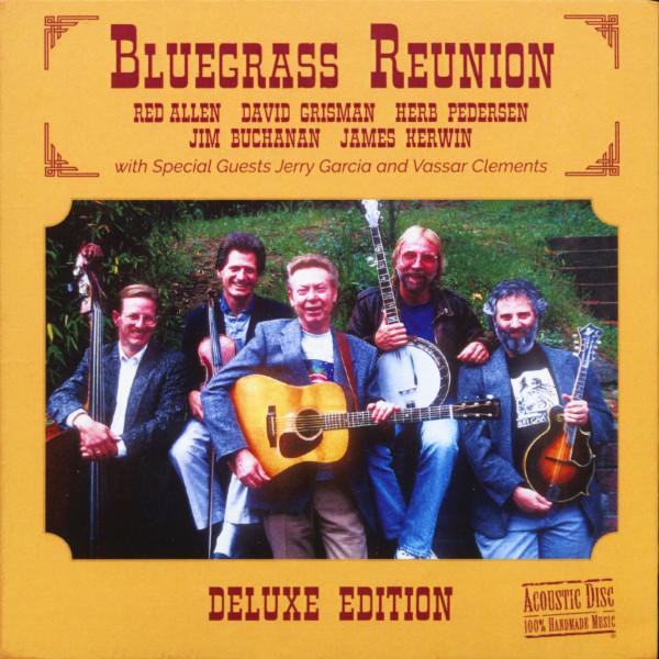 Bluegrass Reunion - Deluxe Edition (CD)