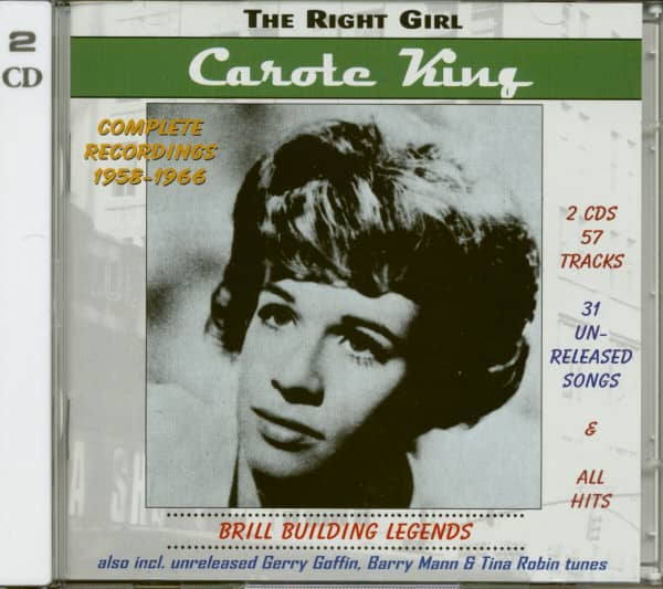 The Right Girl - Complete Recordings 1958-66 (2-CD)