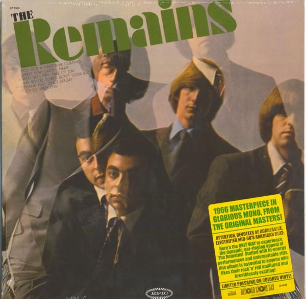 The Remains (LP, Ltd.)