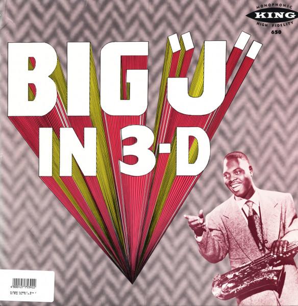 Big Jay In 3-D (LP)