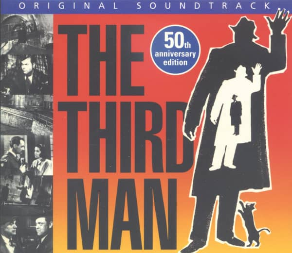 The Third Man - 50th Anniversary Edition - Original Soundtrack Plus! (CD)