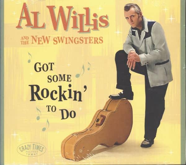 Got Some Rockin'To Do (CD)