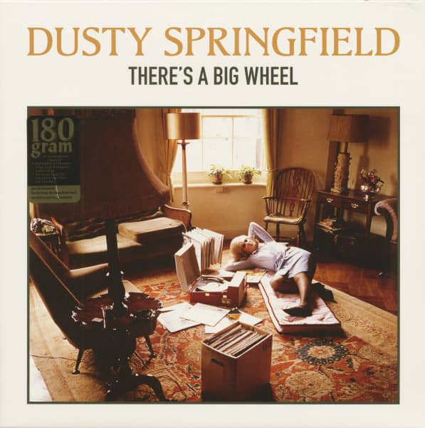 There's A Big Wheel (LP, 180g, Ltd.)