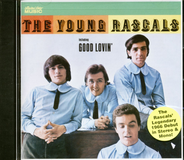 The Young Rascals (CD)