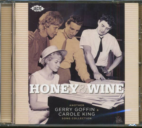 Honey & Wine - Another Gerry Goffin & Carole King Song Collection (CD)