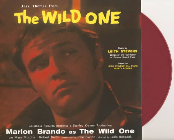 The Wild One - Jazz Themes From...(LP 180g Red Vinyl)