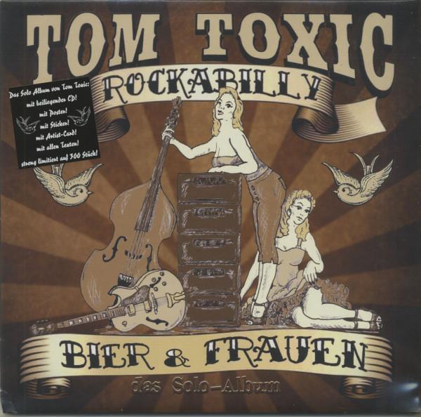 Rockabilly - Bier und Frauen (LP, 10inch & CD, Ltd.)