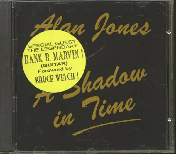 A Shadow In Time (CD)