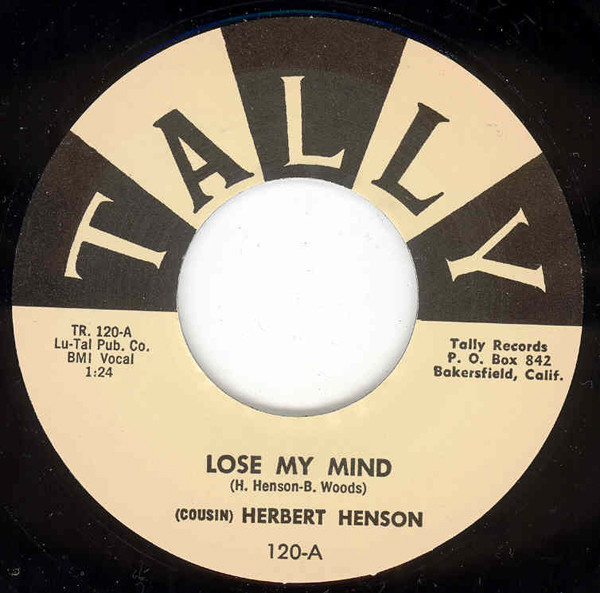 Lose My Mind - 3 Or 4 Nights 7inch, 45rpm