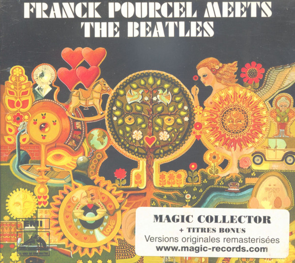 Franck Pourcel Meets The Beatles (CD)