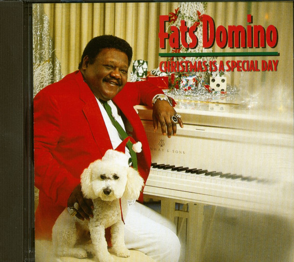 Christmas Is A Special Day (CD)