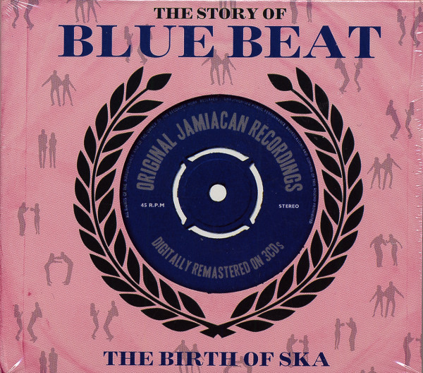 Blue Beat Story - Birth Of Ska (3-CD)