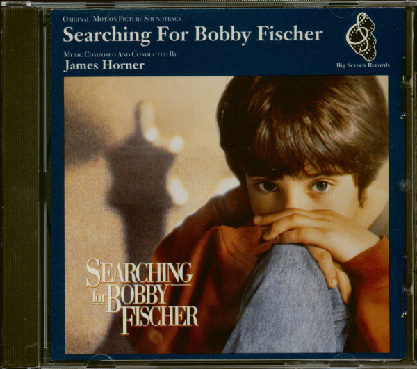 Searching For Bobby Fischer - Soundtrack (CD)