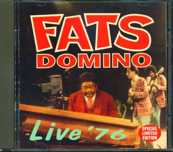 Live '76 (CD, Ltd.)