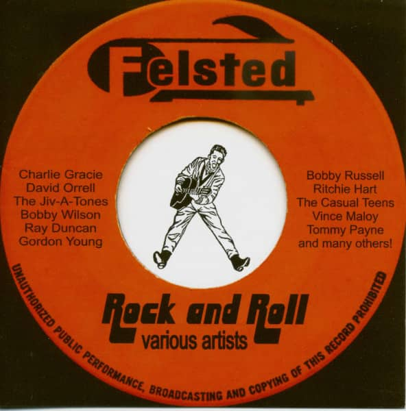 Felsted Rock & Roll (CD)