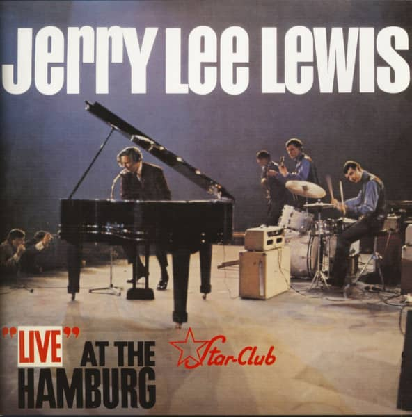 Live At The Star-Club Hamburg (180gram vinyl)