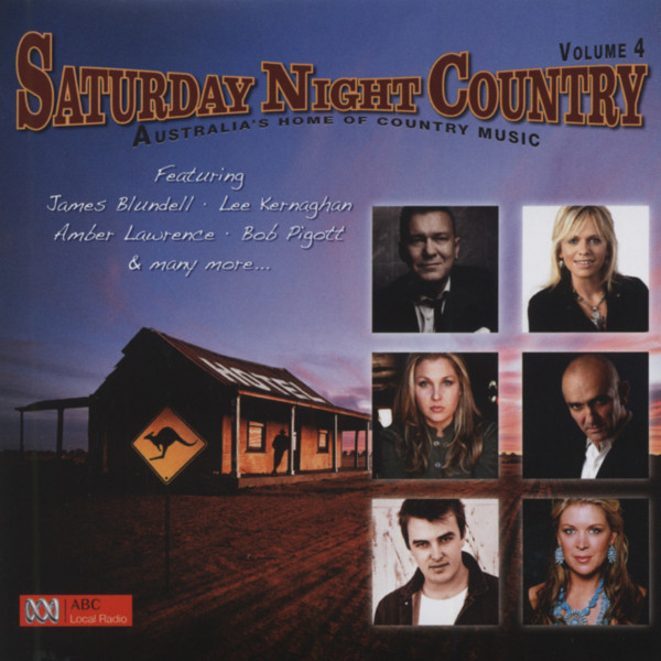 Vol.4, Saturday Night Country