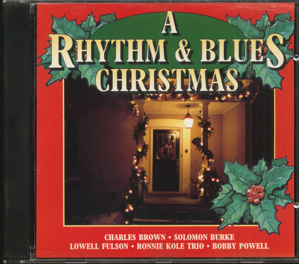 A Rhythm & Blues Christmas (CD)