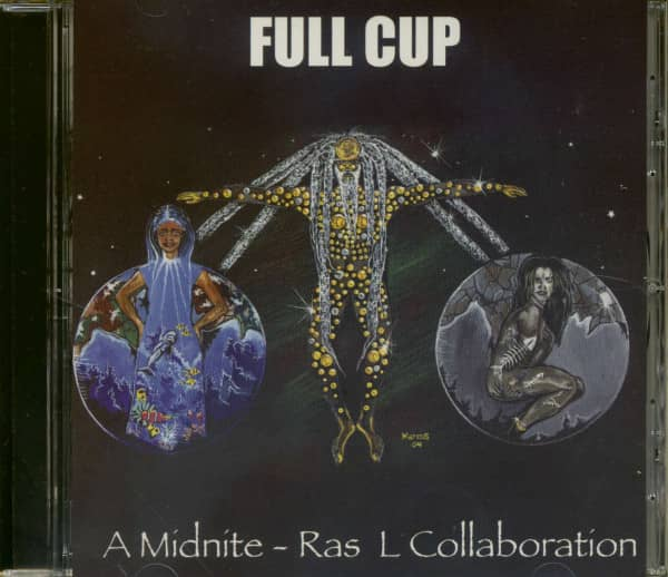 Full Cup - A Midnite - Ras L Collaboration (CD)