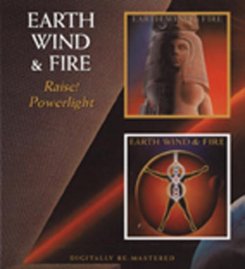 Raise (1981) - Powerlight (1983)