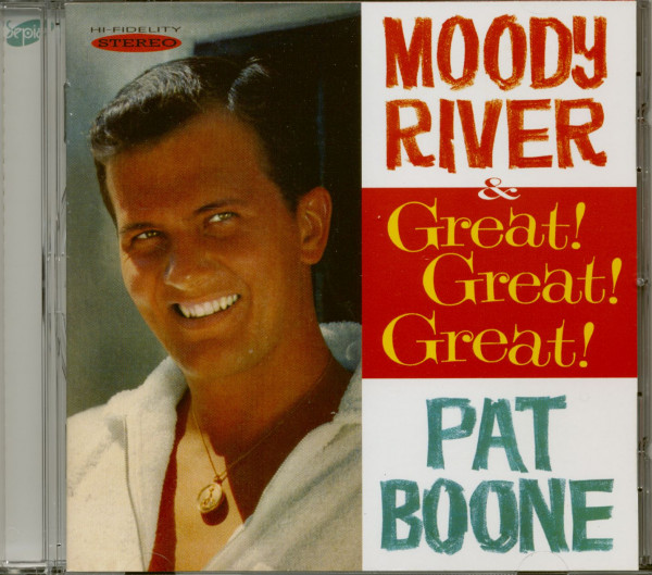 Moody River - Great! Great! Great! (CD)