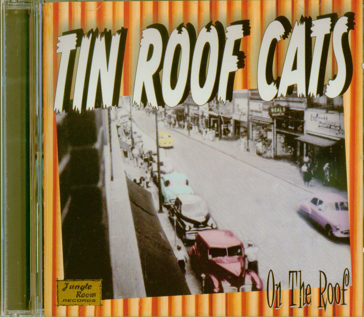 Tin Roof Cats - On The Roof (CD)