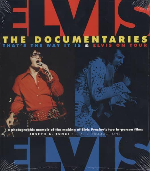 Elvis - The Documentaries - Photographic Memoir (Joseph A. Tunzi)