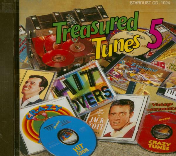 Treasured Tunes Vol.5 (CD)