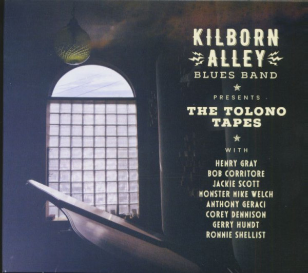 The Tolono Tapes (CD)