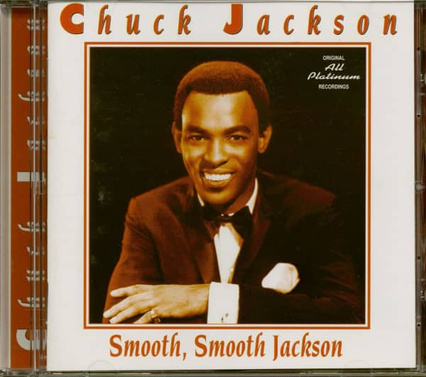 Smooth, Smooth Jackson (CD)