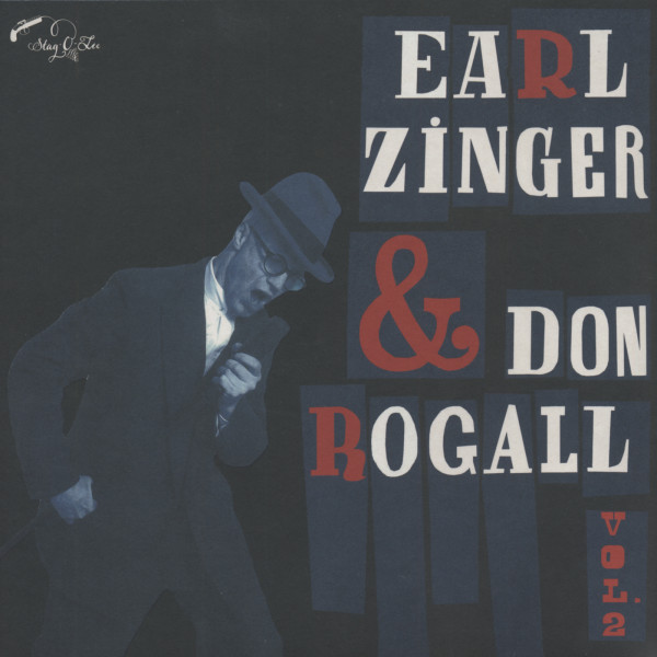 Earl Zinger & Don Rogall Vol.2 (25cm LP)