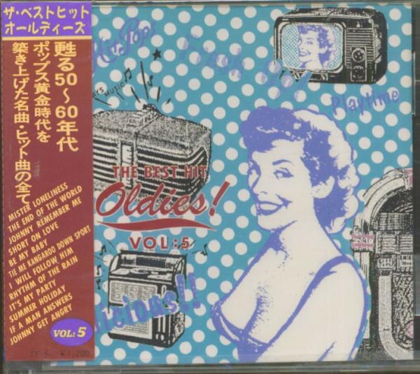 The Best Hit Oldies, Vol.5 (CD, Japan)