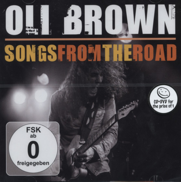 Songs From The Road CD-DVD)