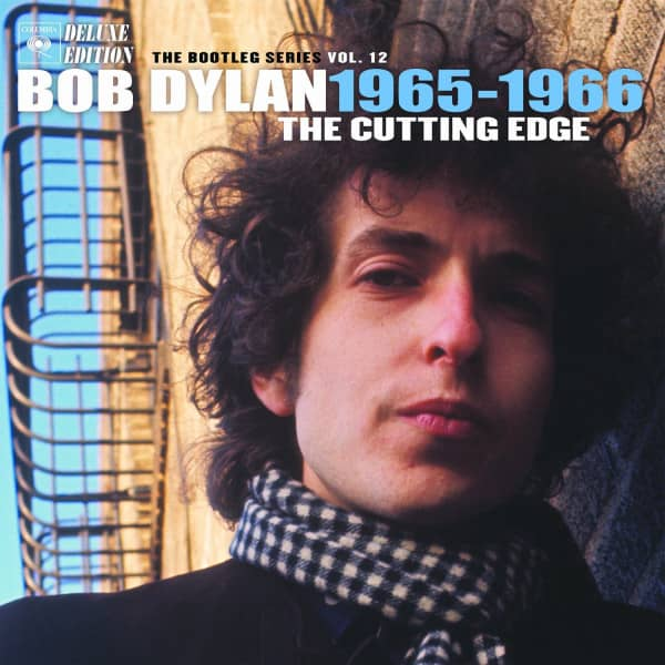 The Cutting Edge 1965 - 1966: The Bootleg Series Vol. 12 (6-CD-Set, Deluxe Edition)