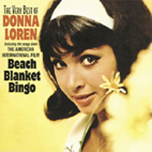 Beach Blanket Tempest Musical: Donna Loren CD: Beach Blanket Bingo (CD)