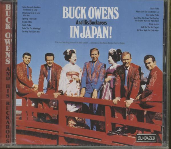 In Japan (CD)
