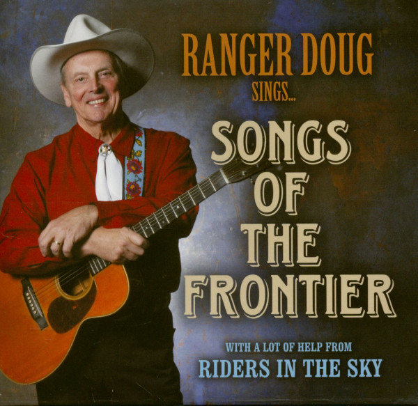 Ranger Doug Sings...Songs Of The Frontier (CD)