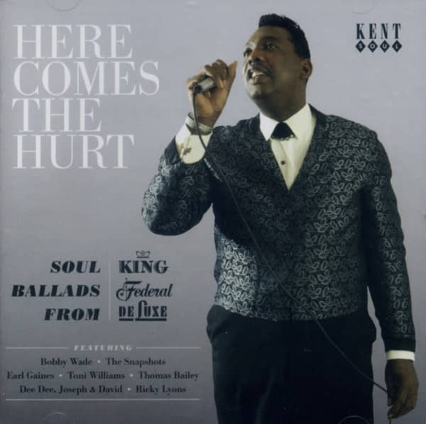 Here Comes The Hurt - King's Soul Ballads