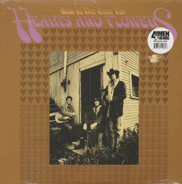 Now Is The Time For Hearts And Flowers (LP, 180g Vinyl)