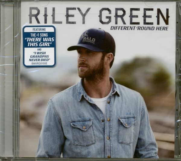Different 'Round Here (CD)