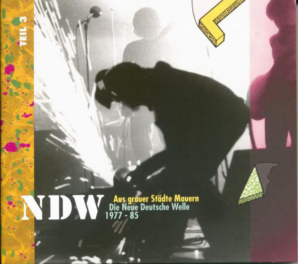 Vol.3, Aus grauer Städte Mauern - NDW 1977-85