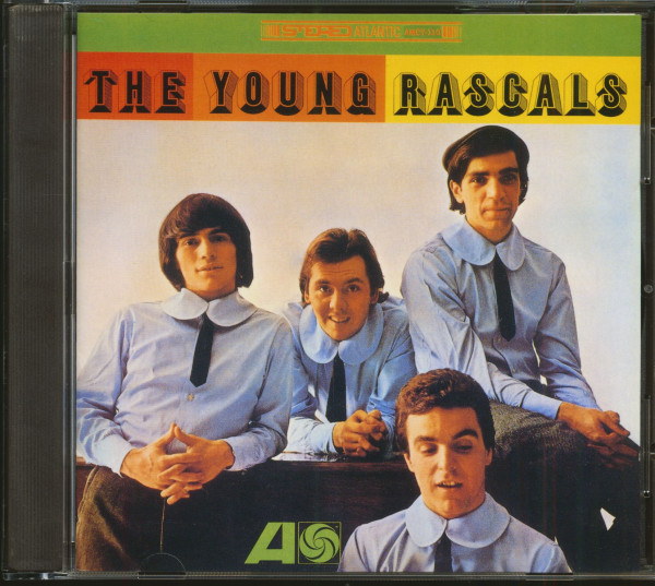 The Young Rascals (CD, Japan)