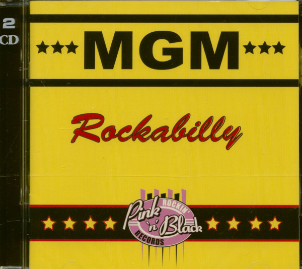MGM Rockabilly (2-CD)