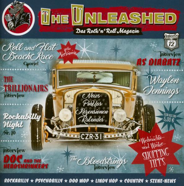 Das Rock'n'Roll Magazin - Ausgabe 12 - Dezember 2017