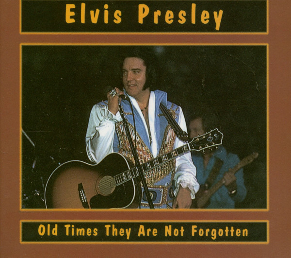 Old Times They Are Not Forgotten (CD)