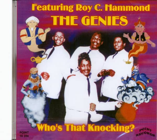 Who's That Knocking (CD)